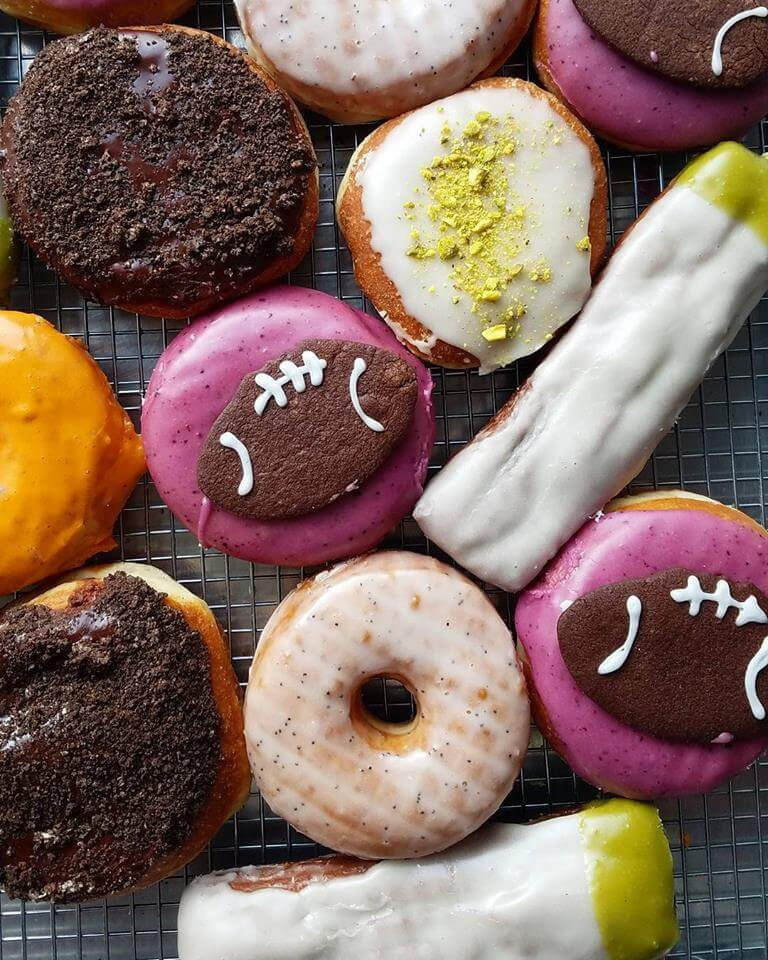 Philly Vegan Donut Shop Releases Tom Brady-Inspired Super Bowl Victory Donut