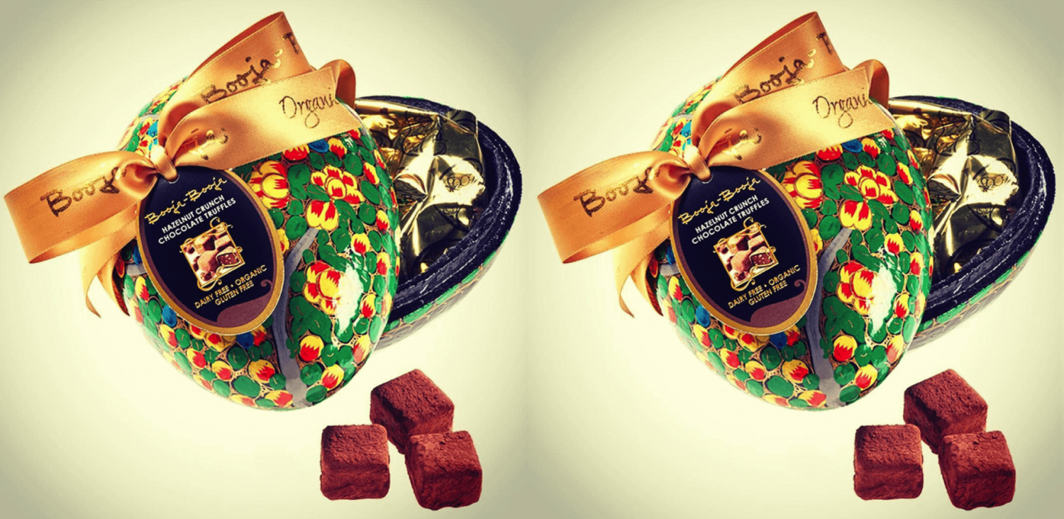 Vegan Chocolate Awarded Title Of Best Easter Egg In The Uk