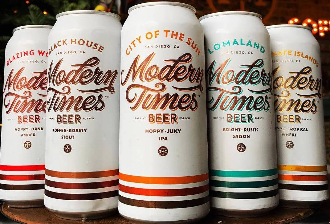 Modern Times Brewery Set to Open New Vegan Restaurant in San Diego