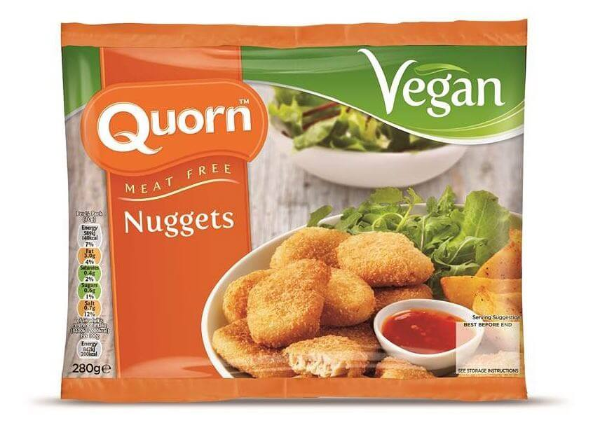 Quorn Offers Its Vegan Chicken Nuggets to KFC