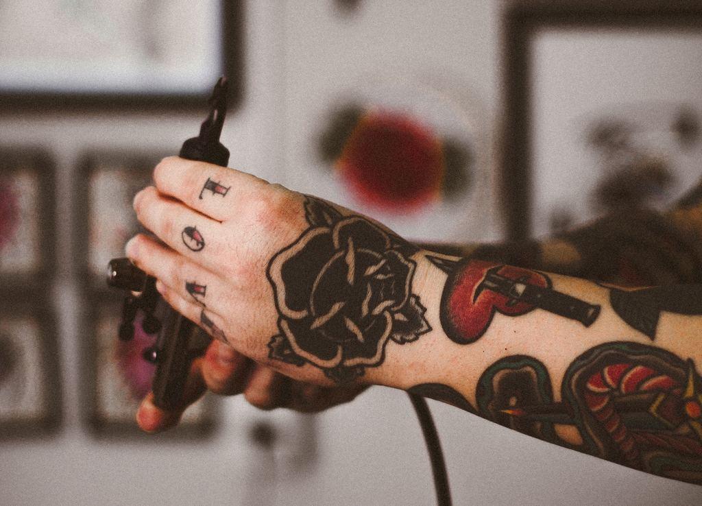 Sea Shepherd Opens Vegan Tattoo Parlor In Amsterdam