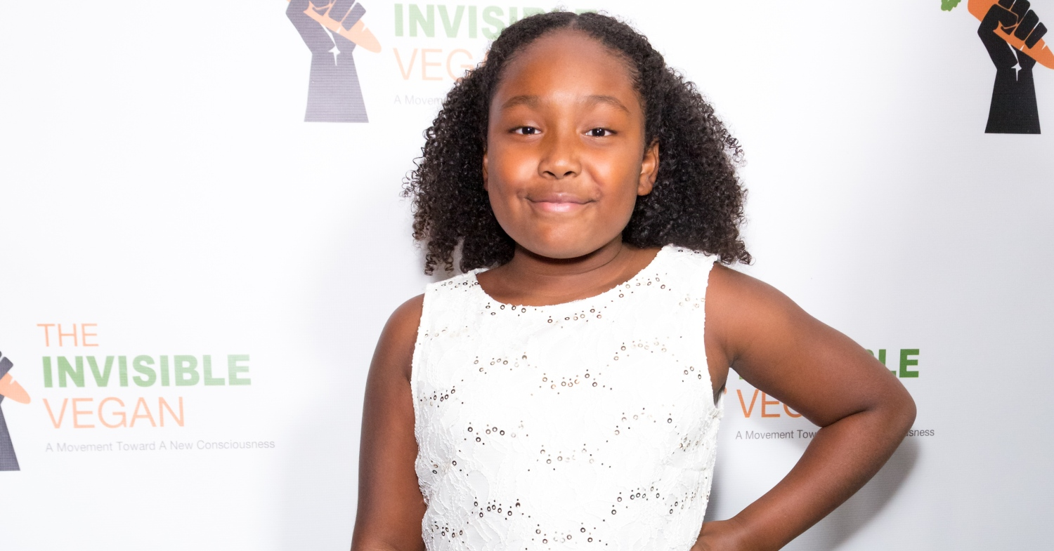 11-Year-Old Vegan Genesis Butler Stars in Animal Rights Documentary About Cesar Chavez