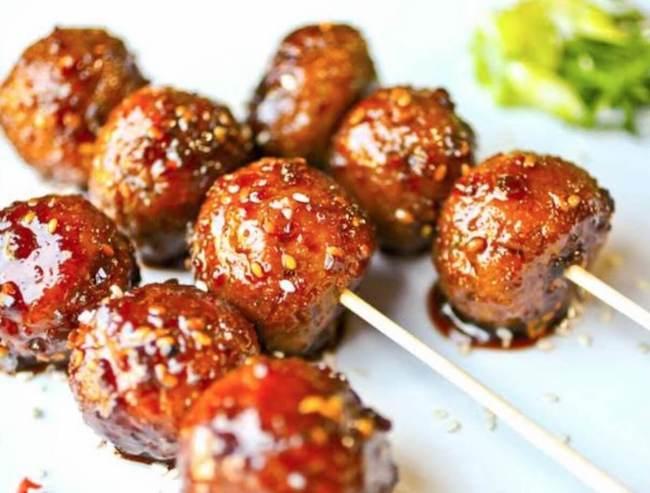 Lika meatballs