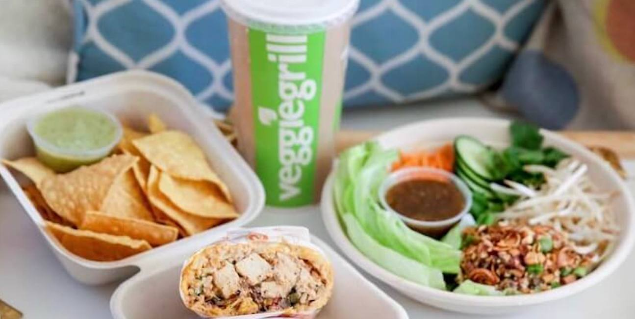 Vegan Restaurant Chain Veggie Grill Replaces Pizza Joint at UCLA