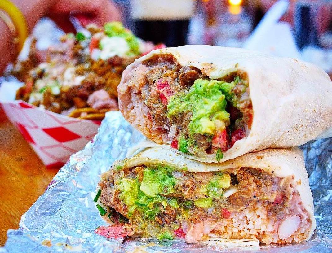 27 Things You Need to Eat at LA's Vegan Street Fair