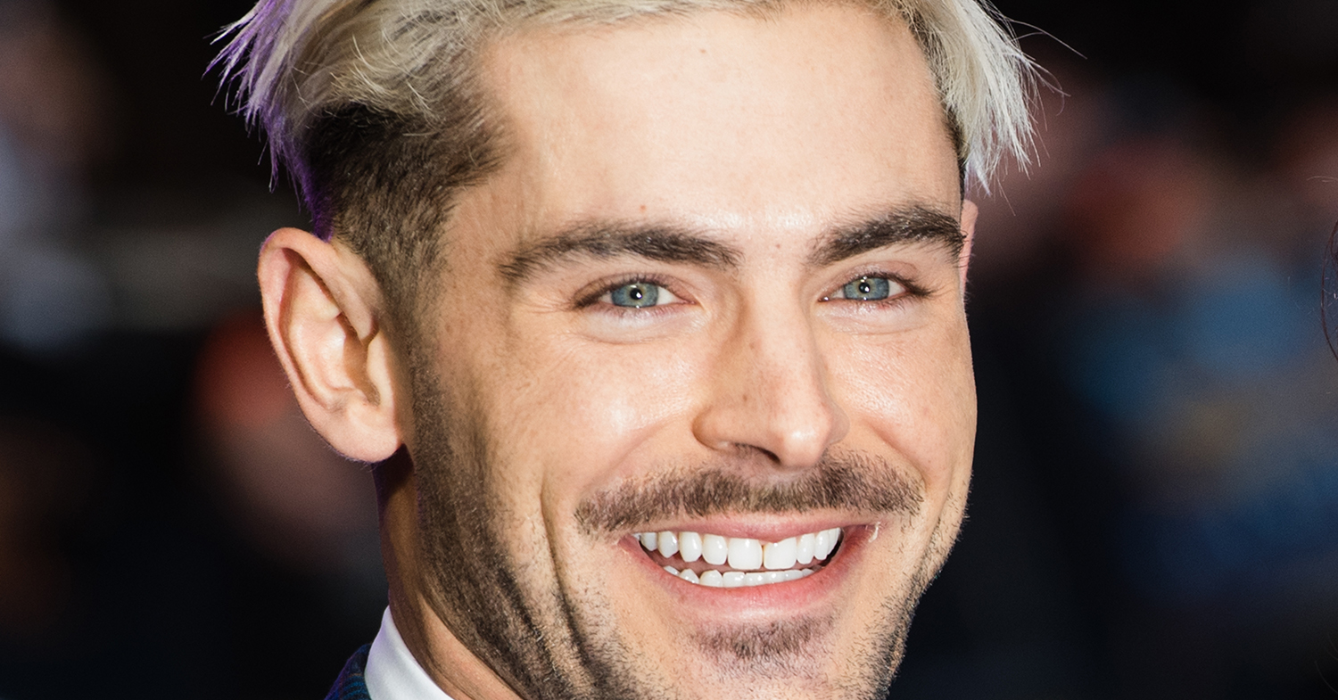 Actor Zac Efron Is Eating a Purely Vegan Diet and Says It's 'Brilliant'