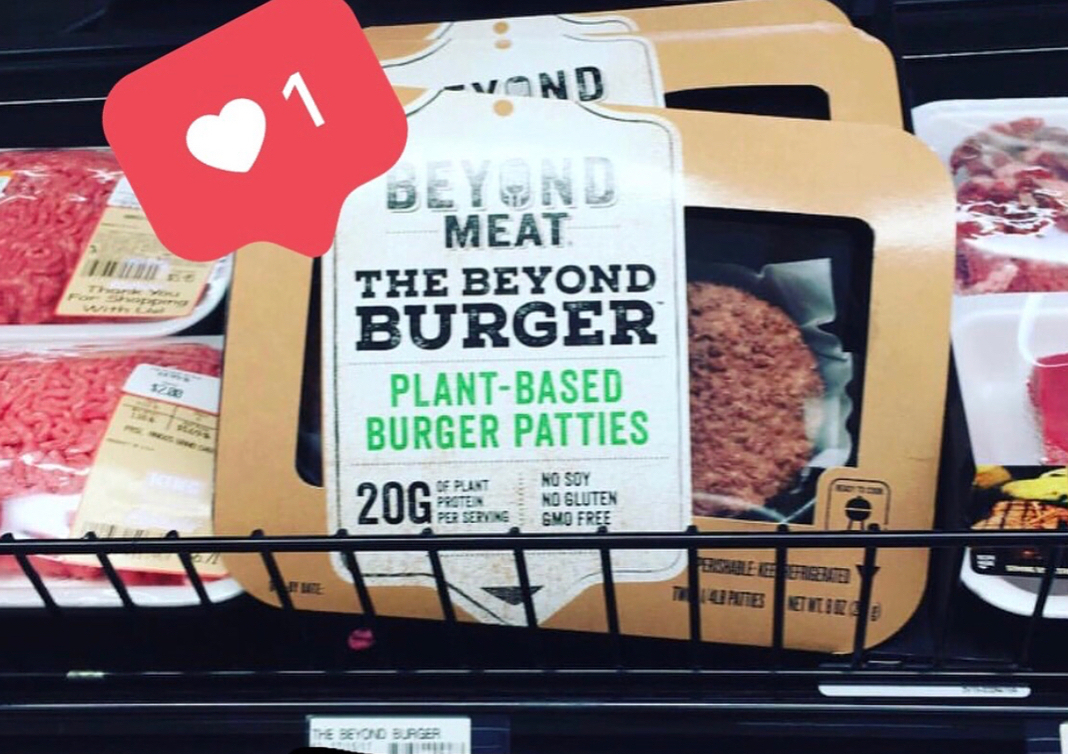 Beyond Meat Has Just Sold More Than 11 Million Vegan Beyond Burgers