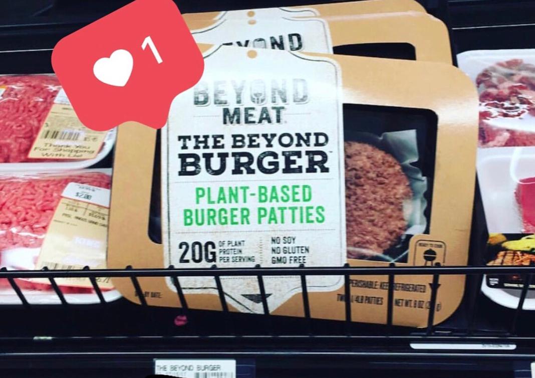 Beyond Meat Has Just Sold More Than 11 Million Vegan Beyond Burgers