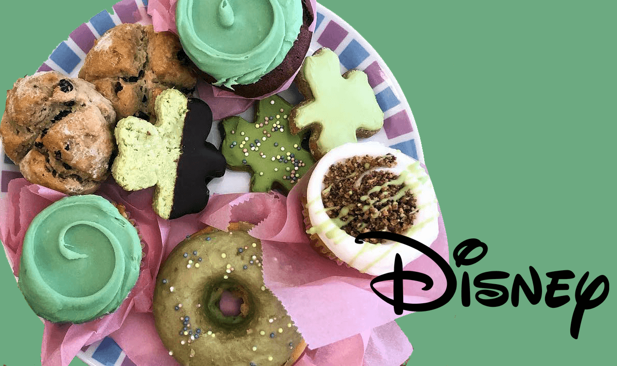 Vegan St. Patrick's Day Cupcakes Arrive at Disney World