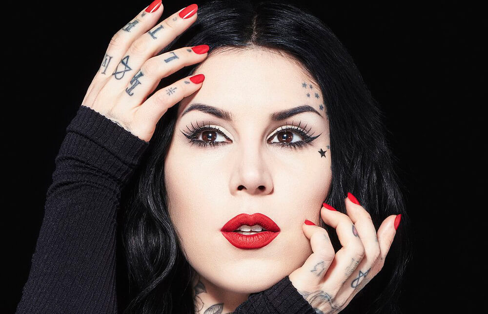 Kat Von D to Release Special 10th Anniversary Makeup Collection
