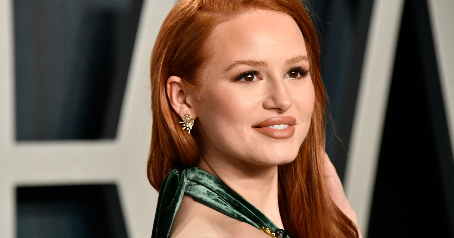 'Riverdale' Star Madelaine Petsch on the red carpet