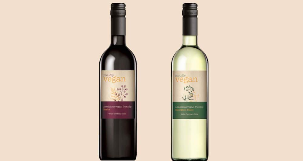 proudly vegan wine