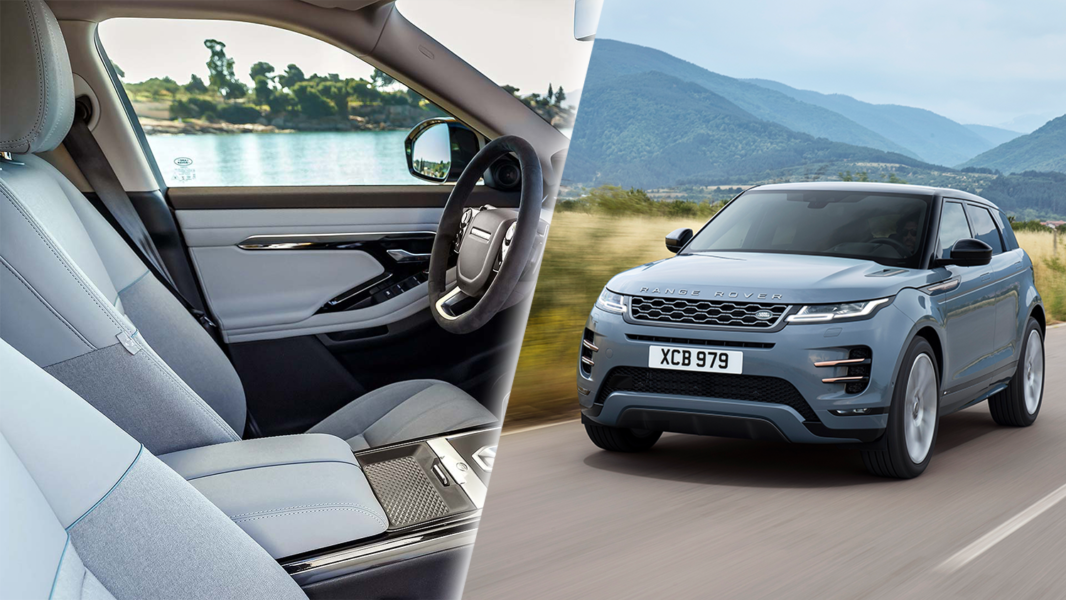 Land Rover Is Giving Its Luxury Cars a Vegan Upgrade