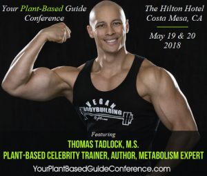 Vegan Bodybuilders to Share Fitness Secrets at California Plant-Based Health Conference