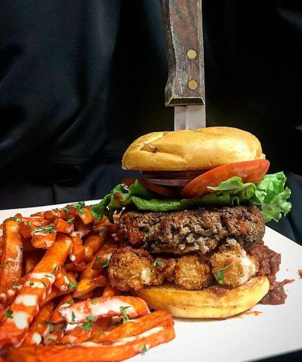 Anthem Burger