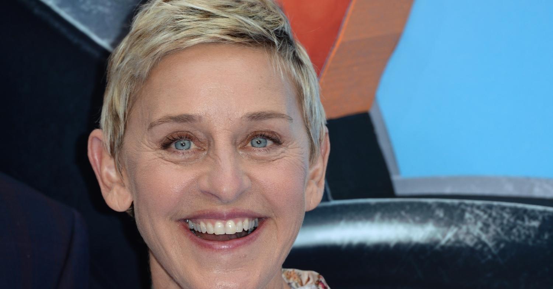 Ellen DeGeneres Promotes Vegan Animal Rights Activist James Aspey