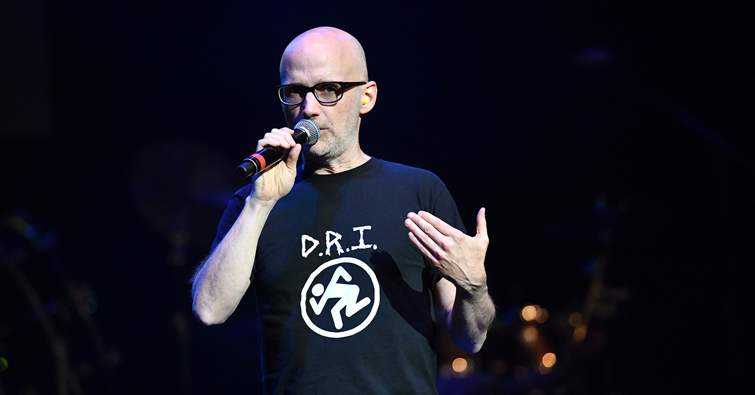 Animal Activist and Musician Moby to DJ the First-Ever 'Vegan Prom'