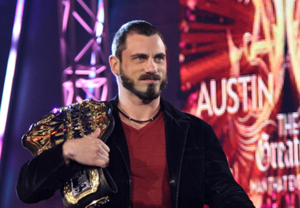 Vegan Wrestler Austin Aries Wins Top Impact Wrestling Title