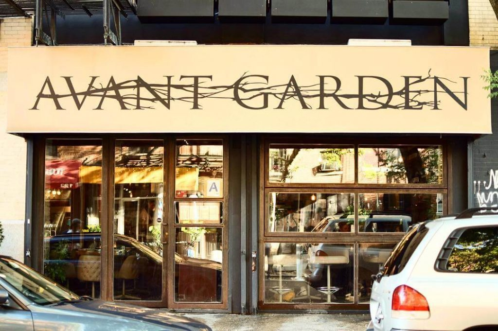 Vegan Restaurant Avant Garden to Open Second Location in Brooklyn