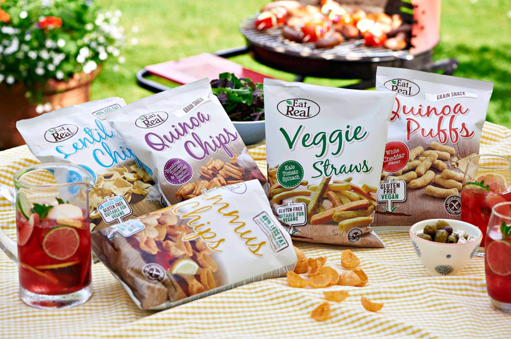 Vegan Brand Launches Range of Plant Based Vending Machine Snack