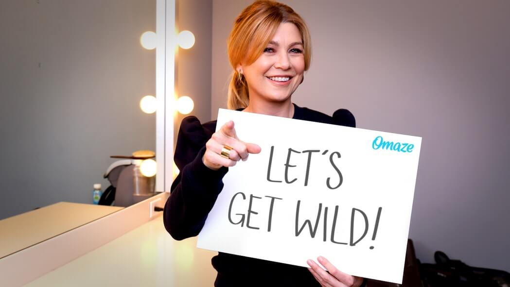 Ellen Pomeo of 'Grey's Anatomy' Partners With Wildlife Find to Support Endangered Species