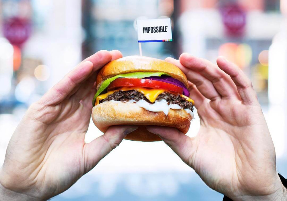 Vegan Impossible Burger Makes First International Debut in Hong Kong
