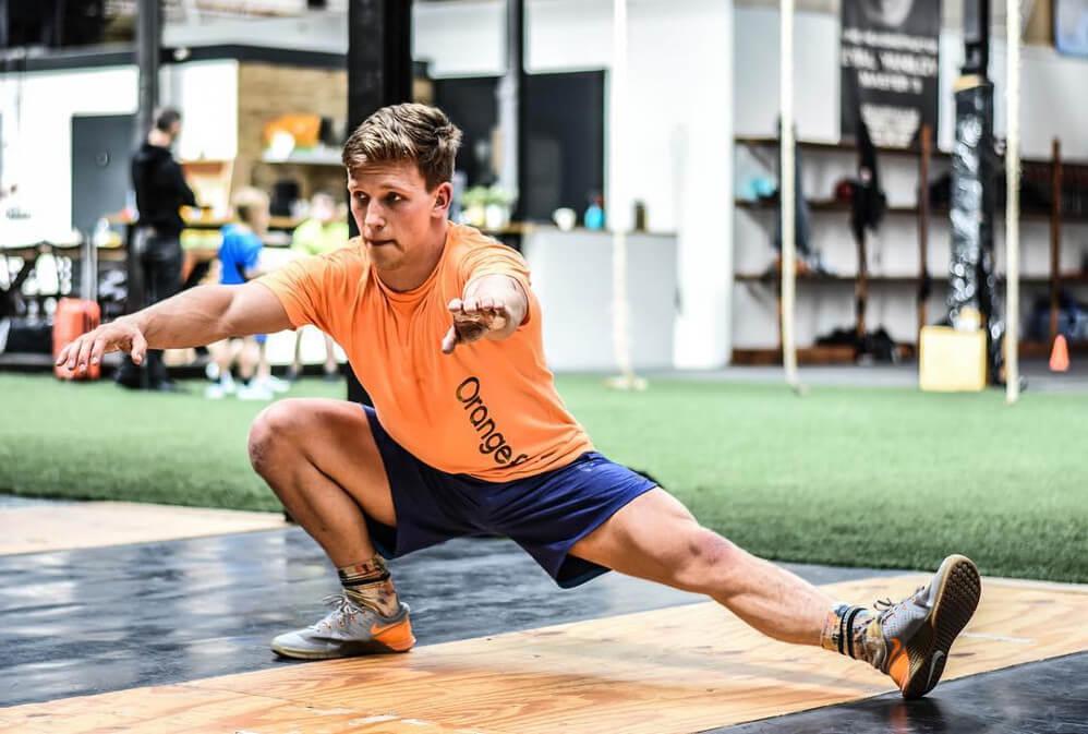 Vegan Named 'Fittest Man in the Netherlands' at CrossFit Games Open