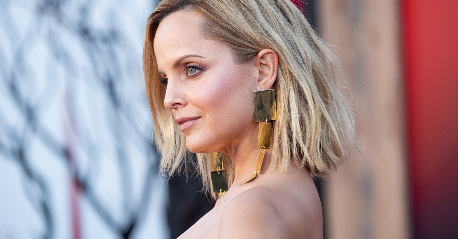 Actor Mena Suvari Says She Loves Her New Vegan, Cruelty-Free, and Sustainable Life