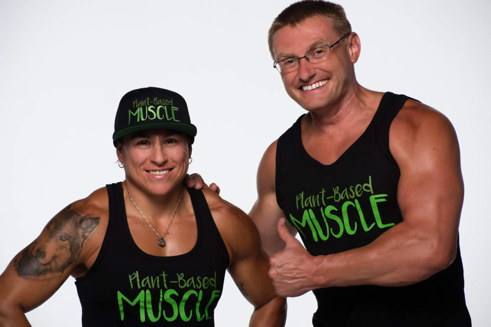 Vegan Bodybuilders Bring Plant-Based Fitness Secrets to Health Conference in May