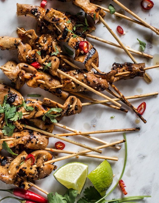 Wicked Healthy Satay