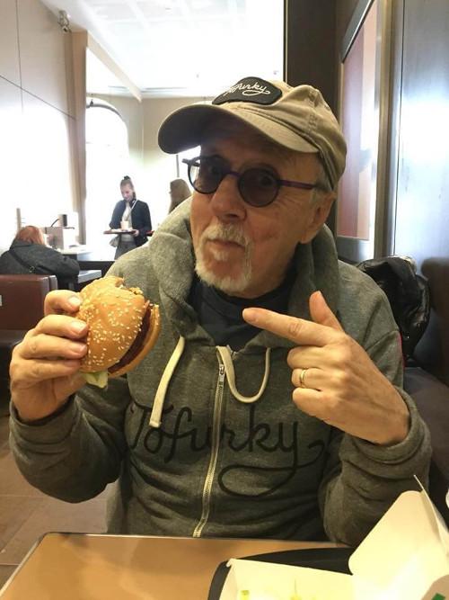 Tofurky Founder Tries McDonald's Vegan Burger in Finland