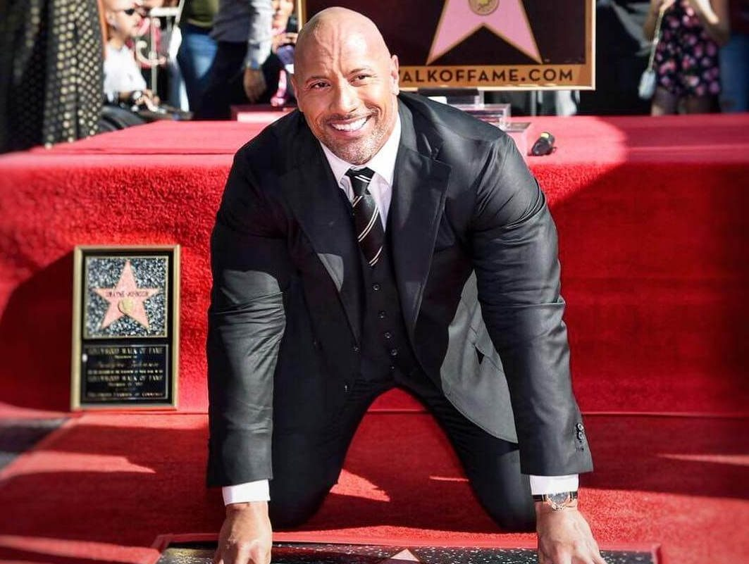 Vegan Athlete Dominick Thompson Urges The Rock to Show Compassion to Animals
