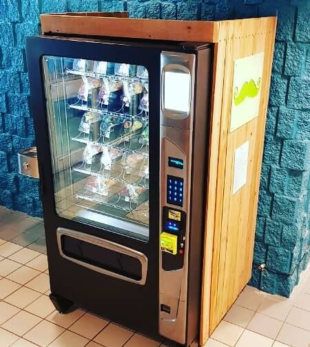 Canada's First Vegan Vending Machine Launches in Whistler