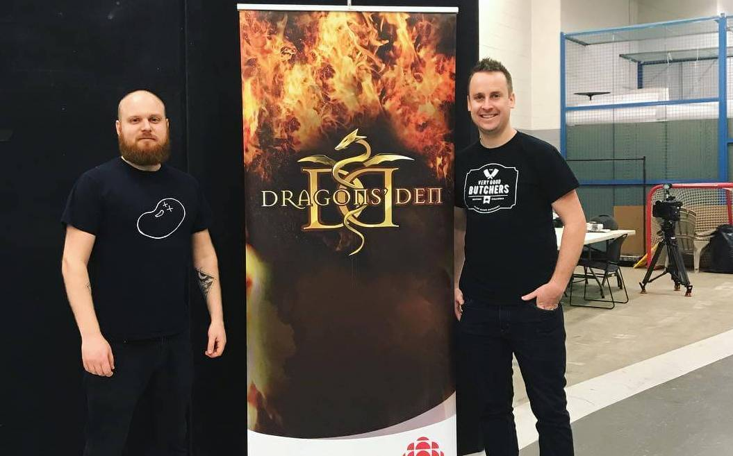 Vegan 'Butchers' to Feature in Upcoming 'Dragons' Den' Series