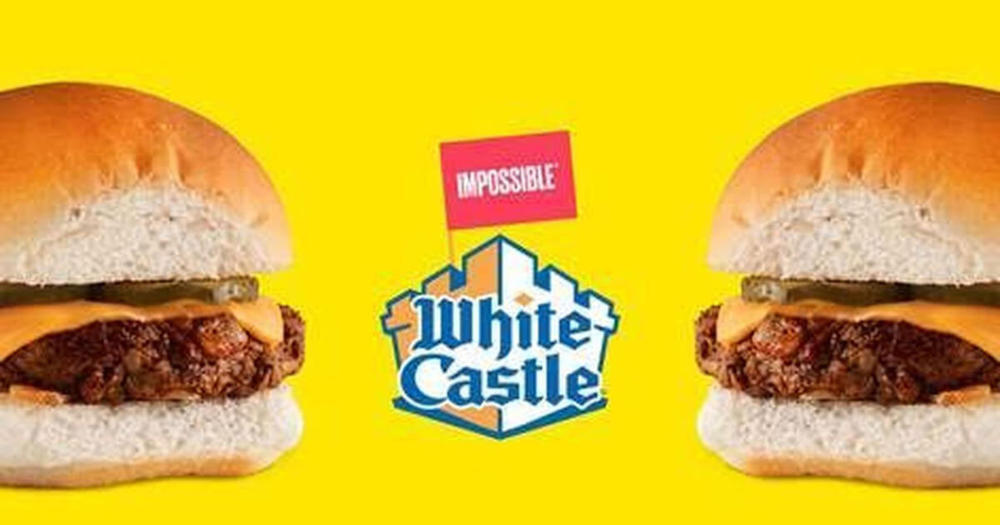 white castle vegan
