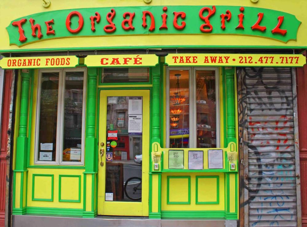 Acclaimed NYC Vegetarian Comfort Food Restaurant The Organic Grill Goes Vegan