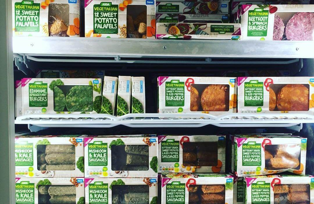 UK Supermarket Chain Asda Credits Its Sales Spike to Vegan Food
