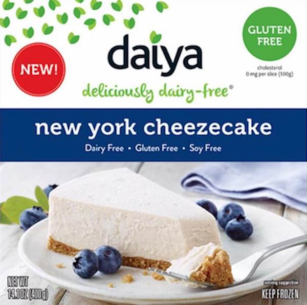 Daiya NY Cheezecake