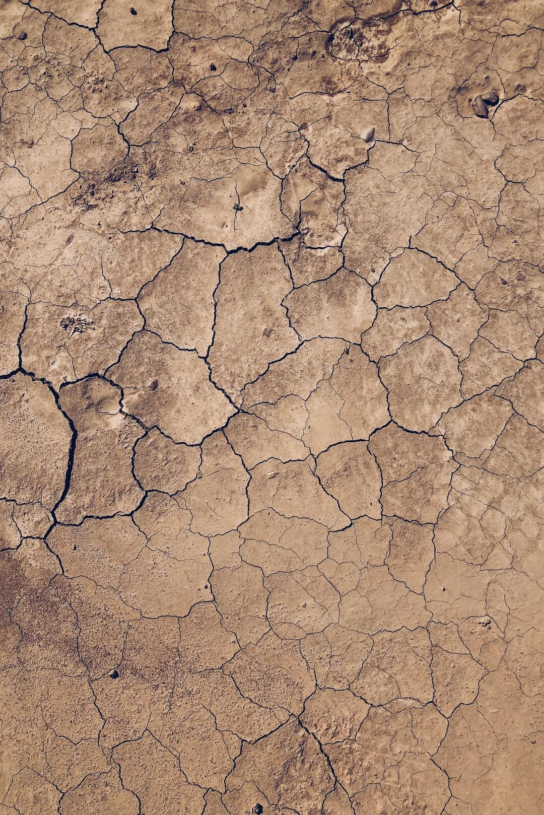 dry ground drought climate change