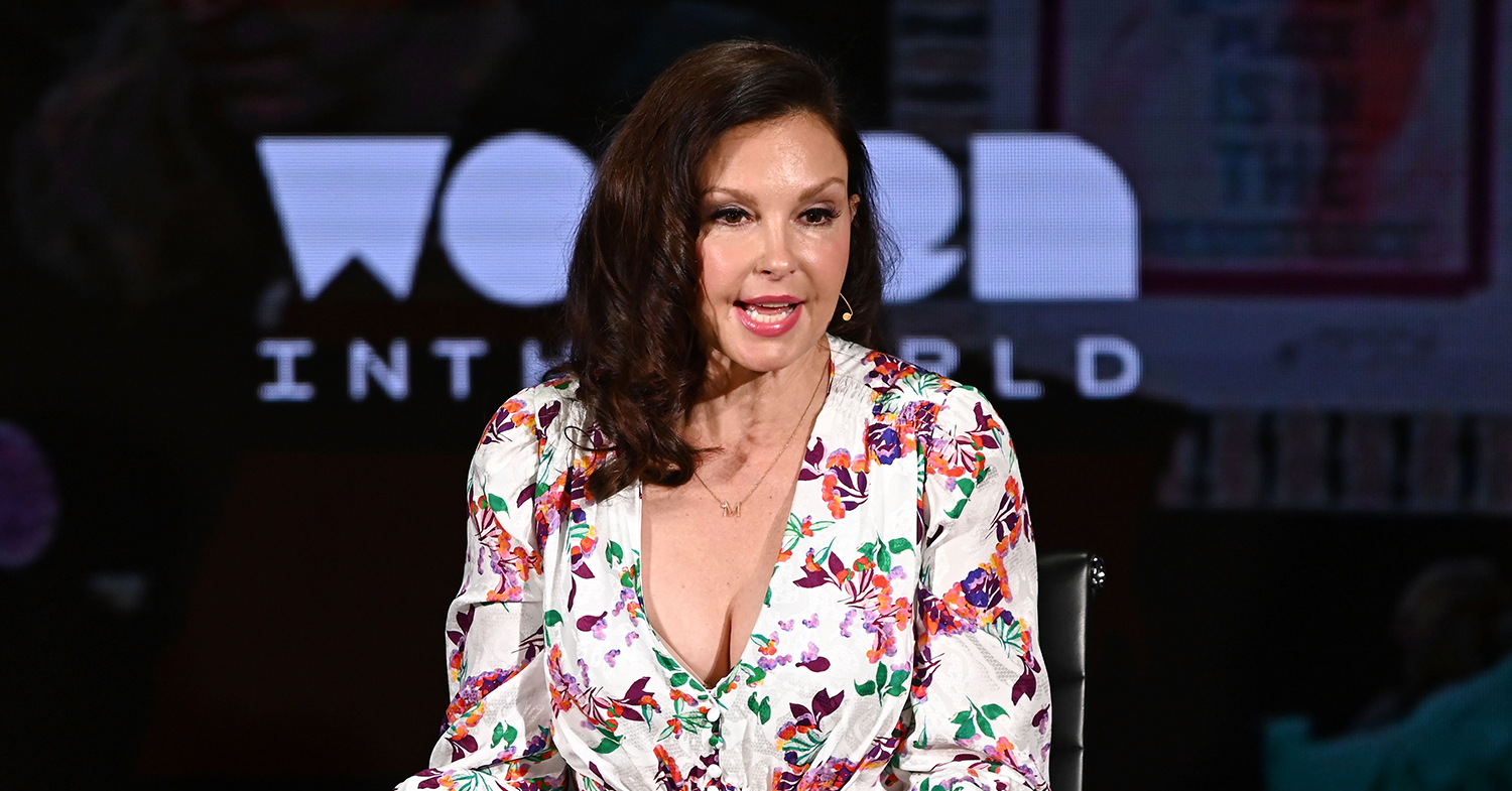 Actor Ashley Judd Partners with Conservation Group to Protect Endangered Bonobos