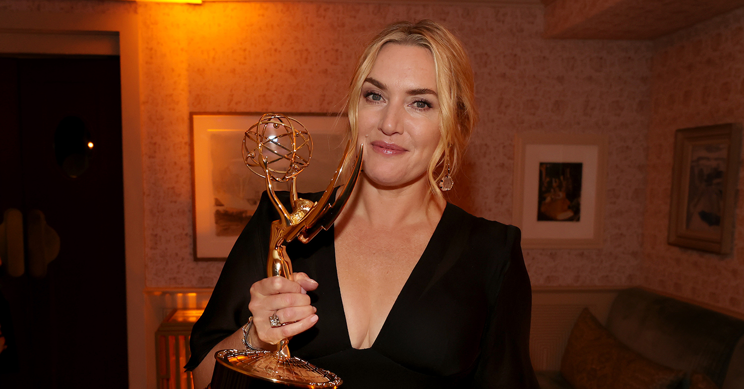 Kate Winslet Uses Vegan Cooking as a Self-Care Routine