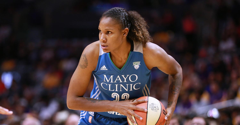 Minnesota Lynx WNBA Star Rebekkah Brunson Credits Vegan Diet for Career Longevity