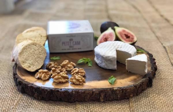 Raw Vegan Cheese Plate