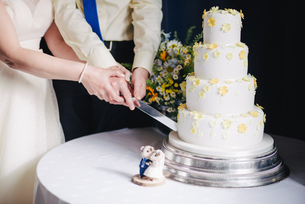 Increasing Number of Couples Saying 'I Do' to Vegan Wedding Cakes
