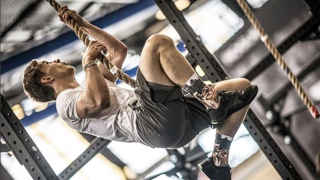 Jeremy Crossfit Cropped