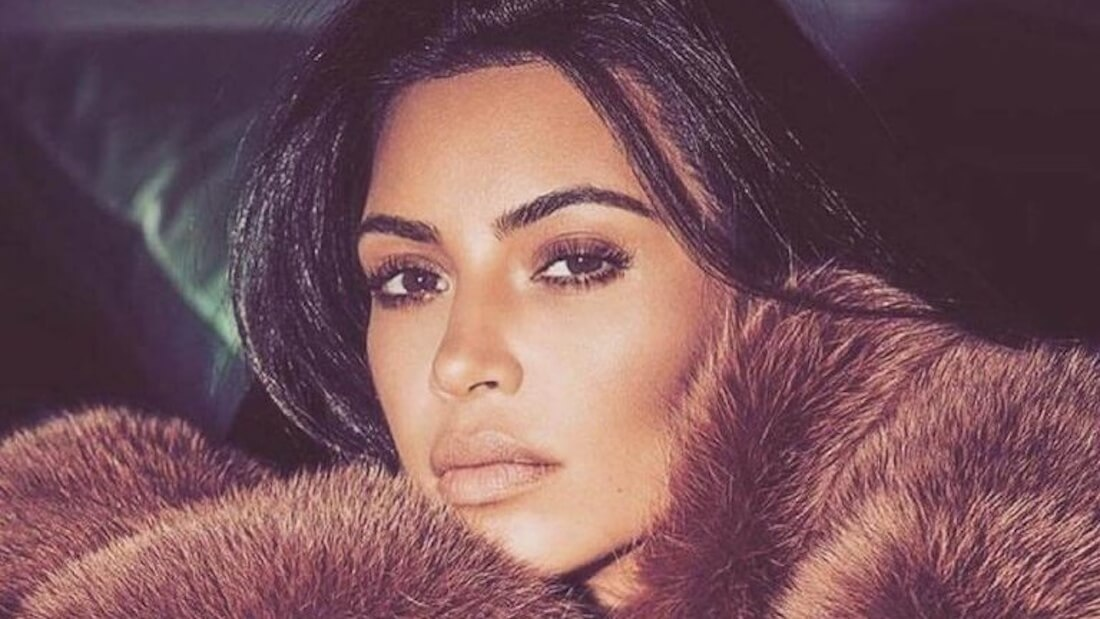 Kim Kardashian's Fur Coats Are All Vegan Now