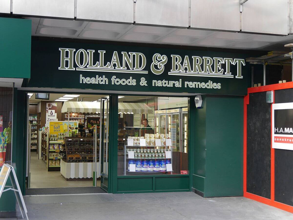 Major UK Health Food Chain Plans to Open Vegan Supermarket