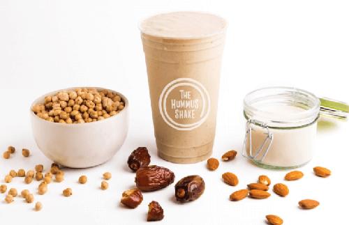 TITLE PEND NYC-Based Falafel Chain Debuts Vegan Hummus Milkshakes