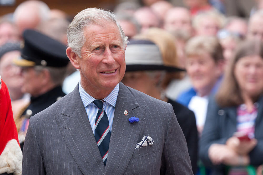 Prince Charles Urged to Go Vegan for the Animals