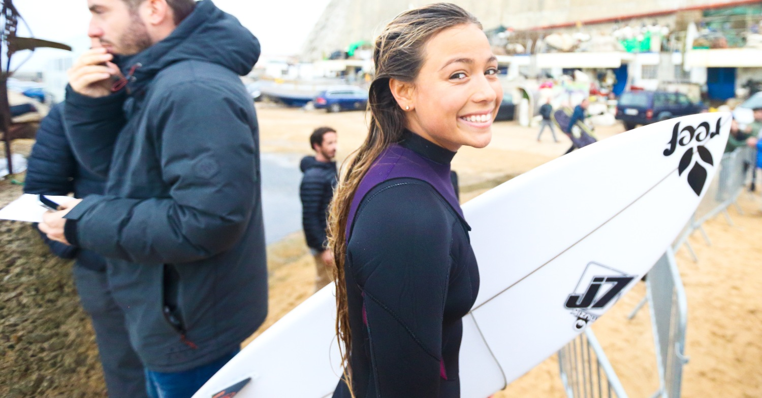 Vegan Surfer Tia Blanco Crowned Surf Champion Once Again